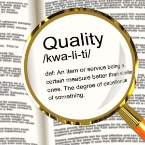 Build a dictionary to improve data quality