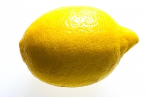 Poor data quality produces decisions that are lemons.